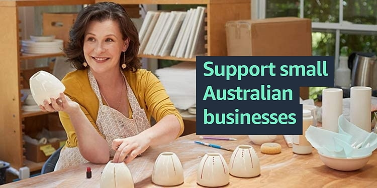 Support small Australian businesses