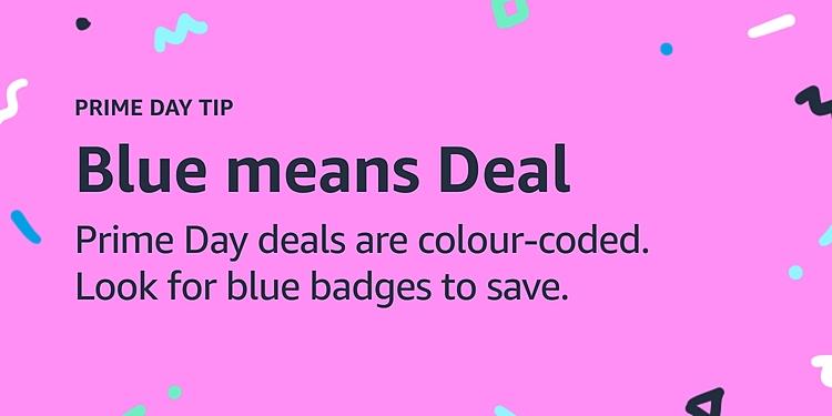 Blue means Deal