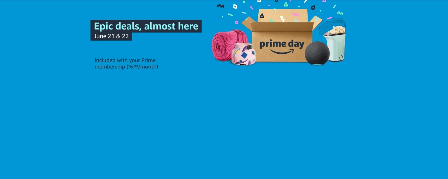 Prime Day: 2 days to go