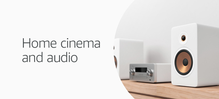 Home cinema and audio