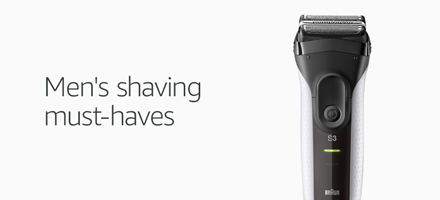 Men's shaving must-haves