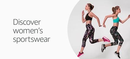Discover women's sportswear