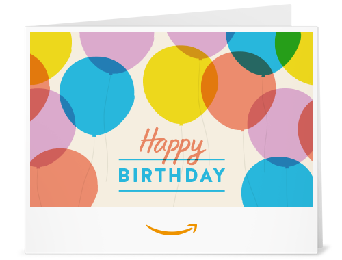 Amazon.com.au gift card design