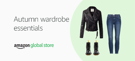 Autumn Wardrobe Essentials from Amazon Global Store