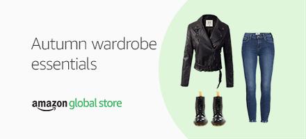 Autumn Wardrobe Essentials from Amazon Global Store