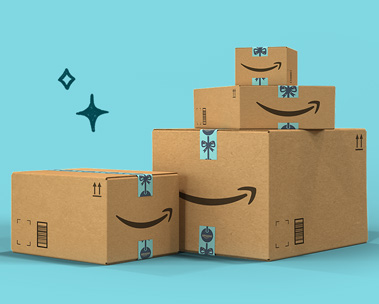 Discounted priority international delivery from Amazon US