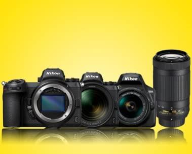Save on Nikon deals