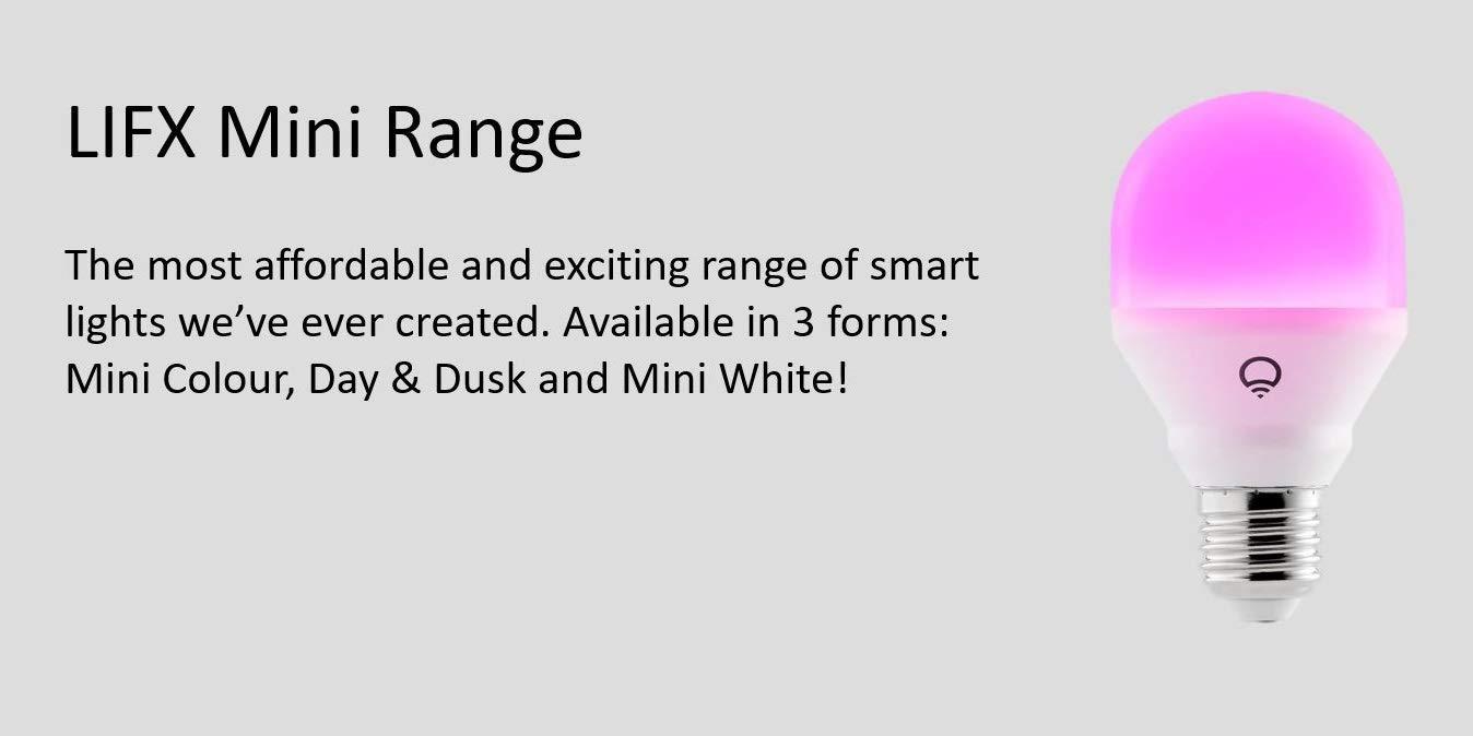 LIFX Mini Range