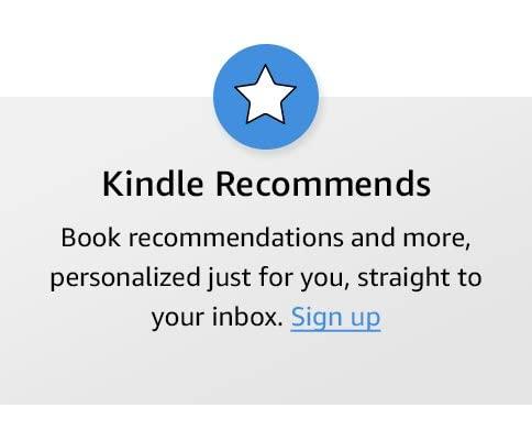 Kindle Reccomends