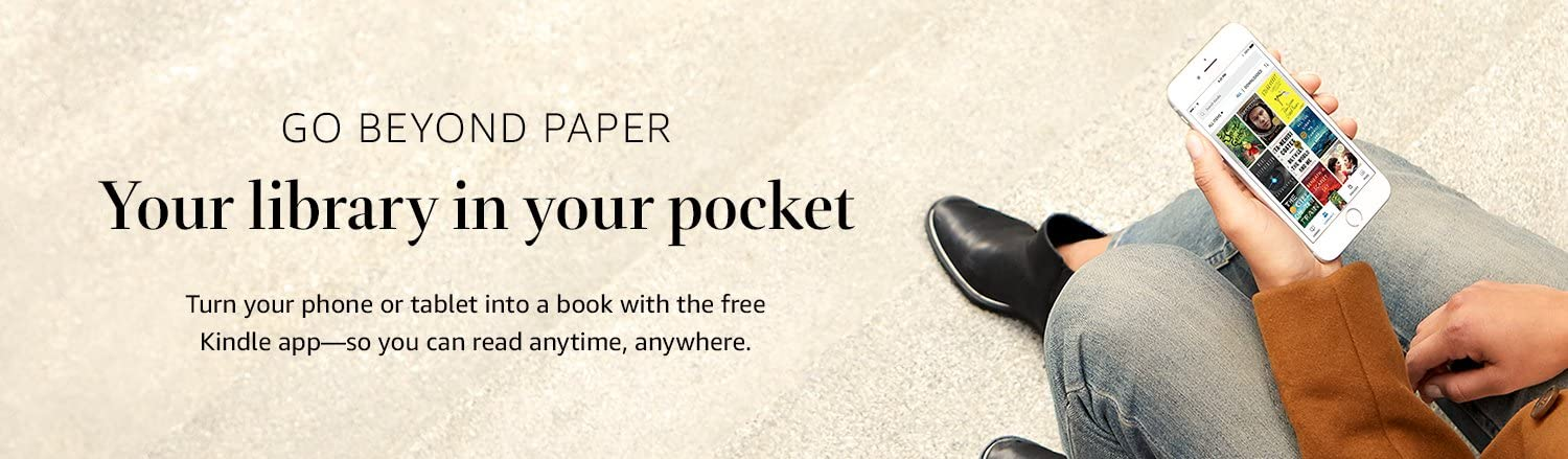 Go beoynd paper, Your library in your pocket