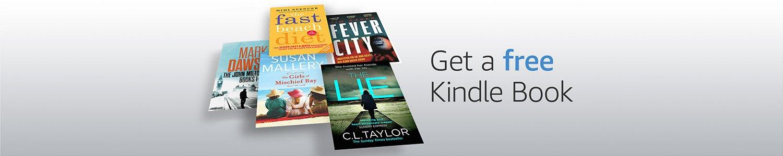 Get a free Kindle eBooks