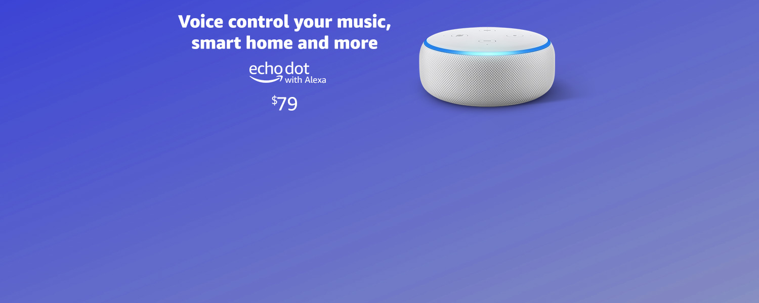 Voice control your music, smart home and more