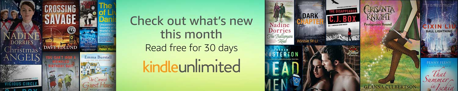 Kindle Unlimited Australia: Unlimited reading, Unlimited listening, Any device. Check out this month's new eBooks.