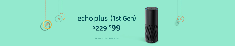 Echo Plus now $99