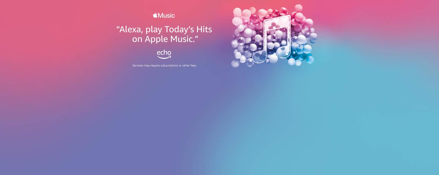 Introducing Apple Music on Echo devices