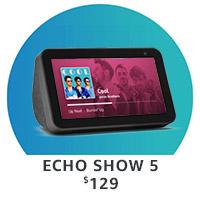 Echo Show 5. $139