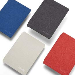 All-new fabric cover for Kindle