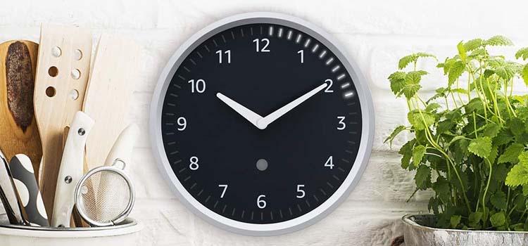 Introducing Echo Wall Clock