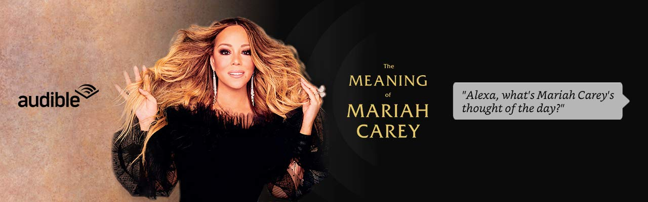 # Don't miss out on Mariah Carey's thought of the day