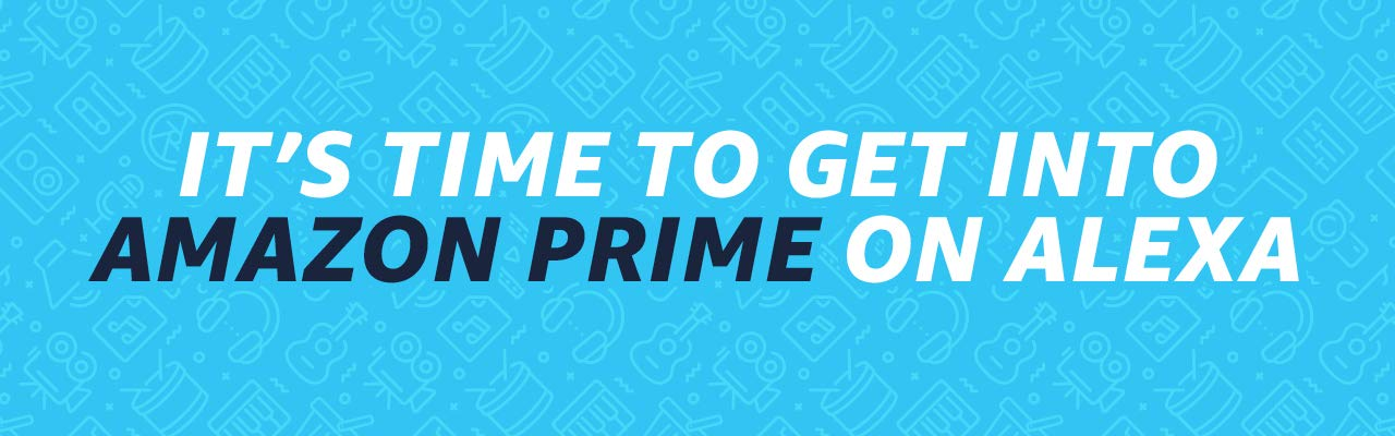 #Amazon Prime Music, Prime Video, Prime Shopping... there are plenty of reasons to join Amazon Prime.