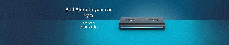 Introducing Echo Auto