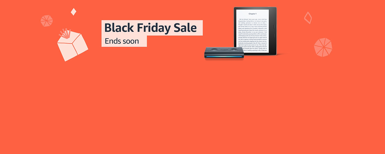 Black Friday Sale. Ends soon.