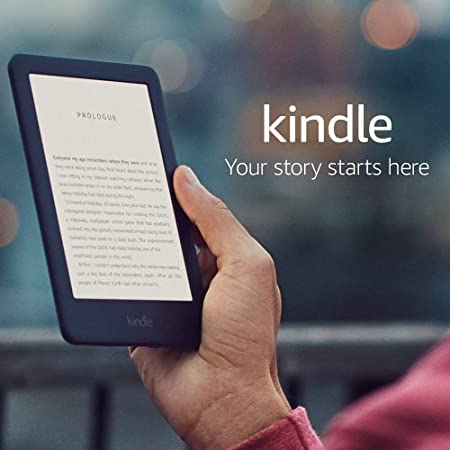 All-New Kindle - Now with front light
