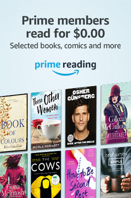 Prime Reading: Prime members read for free.
