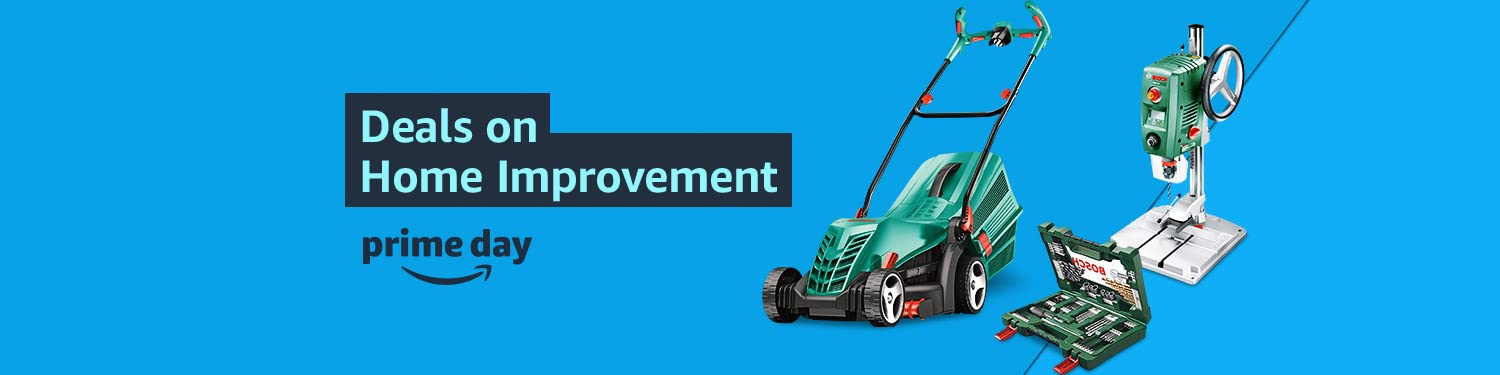 prime day Deals on Home Improvement