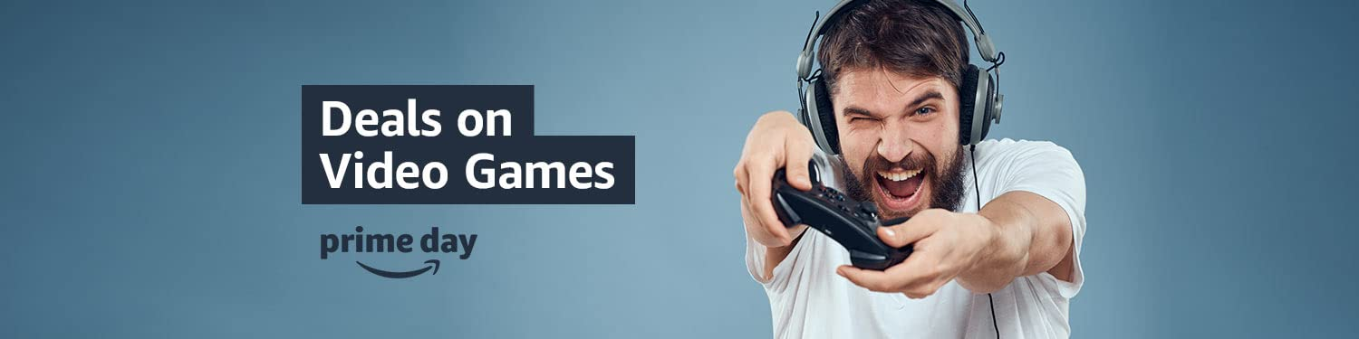 Prime Day Deals on Video Games