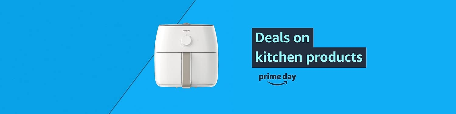 Prime Day Deals on kitchen products