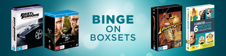 Binge on Boxsets