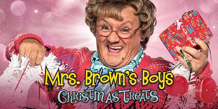Mrs. Brown's Boys