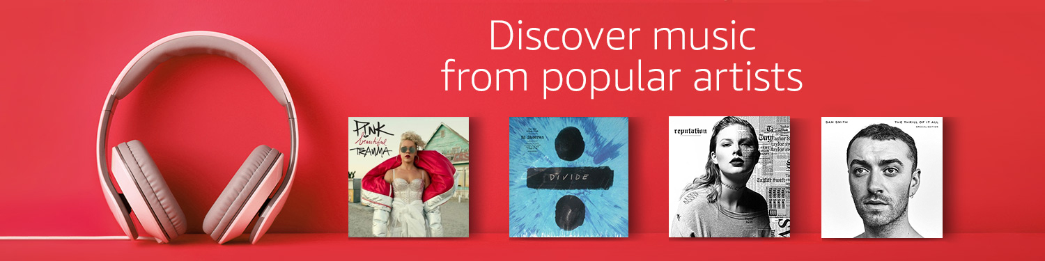 Discover music from Australia's most popular artists