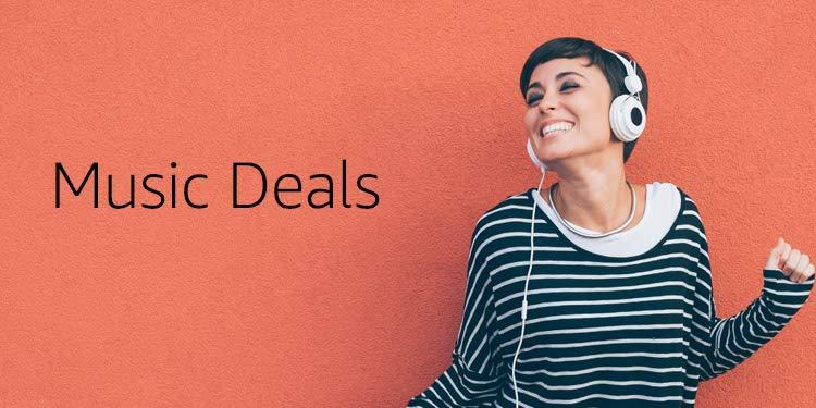 Shop music deals