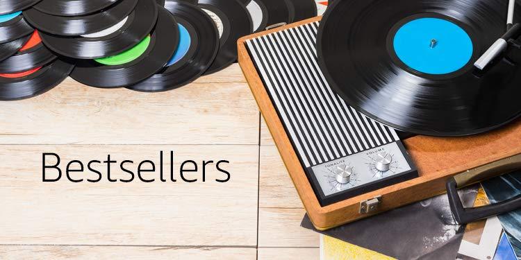 Vinyl Bestsellers