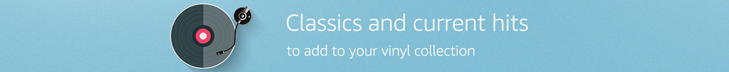 Vinyl: Shop classic & current Hits