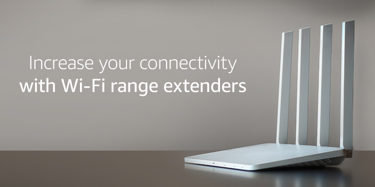 Shop wi-fi range extenders and repeaters