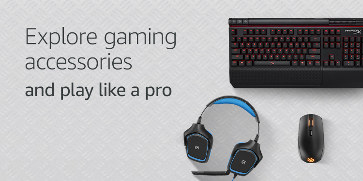 PC Gaming Accessories