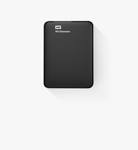 External Data Storage