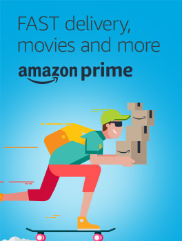Fast delivery, movies and more