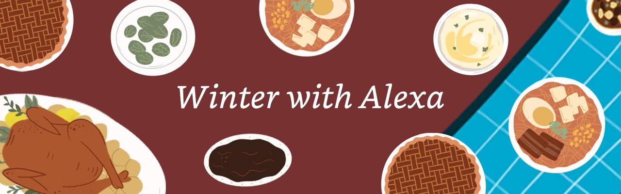 Winter With Alexa