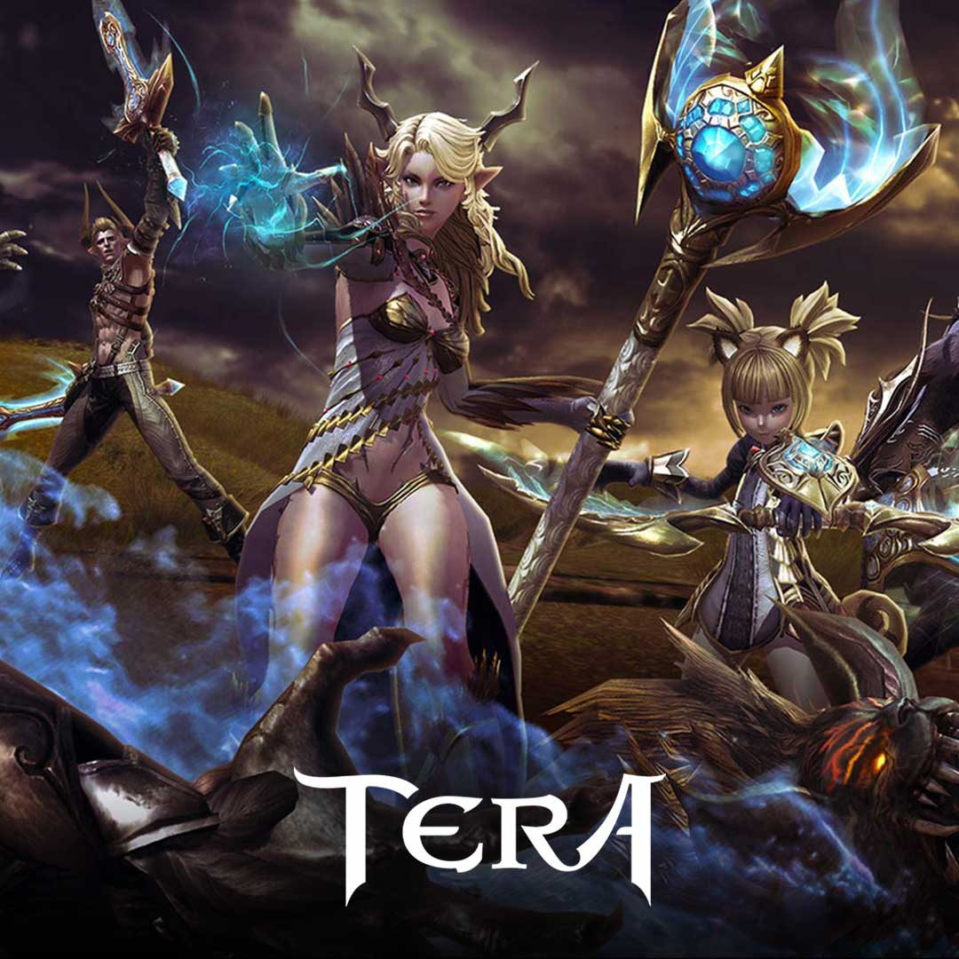 Starter Packs: TERA