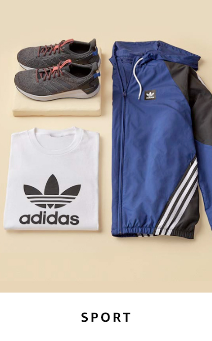 Shop Sports clothing, shoes and accessories