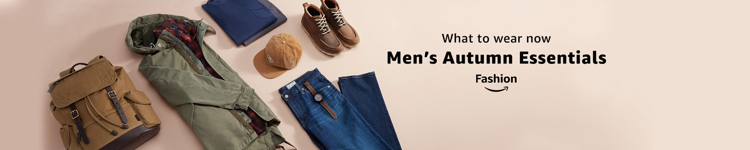 what to wear in Autumn for men