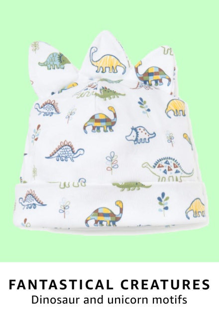 Dinosaur and Unicorn Prints for Baby