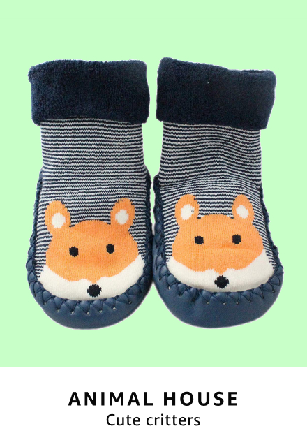 Animal Motifs for Babies