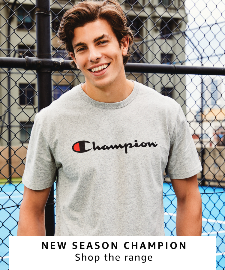 Champion clothes for men