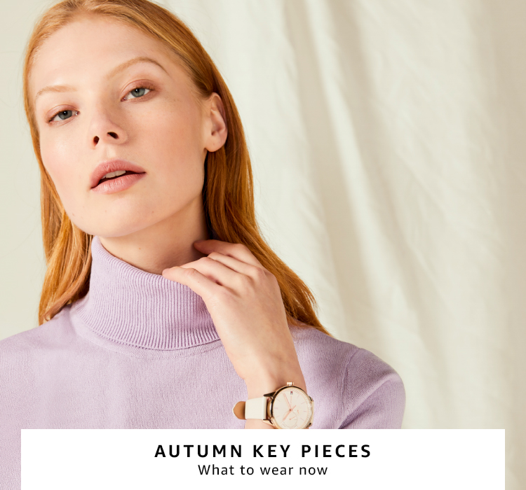 Women's autumn key pieces