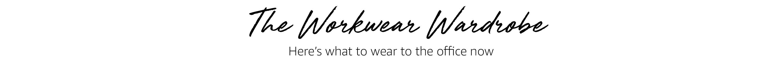 Women's Workwear